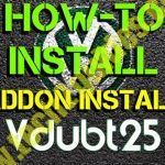 [ How-To ] Install Tvaddons Addon Installer in detail