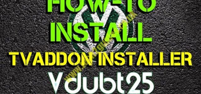 How-To ] Install Tvaddons Addon Installer in detail