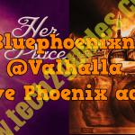 Blue & Valhalla Leave Phoenix