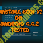 [How-To] – Install Kodi 17 on android below 5.0