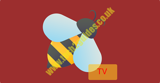 BEE TV ( android apk ) - tech2guides co uk